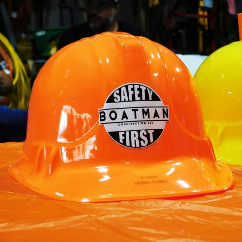 Safety-Boatman Construction